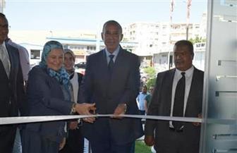 محافظ البحر الأحمر يفتتح فرع البنك المصري لتنمية الصادرات بالغردقة | صور