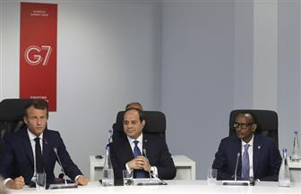 """نائب رئيس """"مستقبل وطن"""": كلمة الرئيس بقمة """"G7"""" تناولت الرؤية الإفريقية لتحقيق السلام والتنمية"""