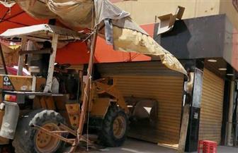 """جهاز مدينة بدر يشن حملة لضبط مركبات""""التوك توك""""وسيارات النقل المخالفة صور"""