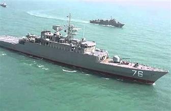 وسائل إعلام: مدمرة للجيش الإيراني تقصف بالخطأ سفينة حربية إيرانية