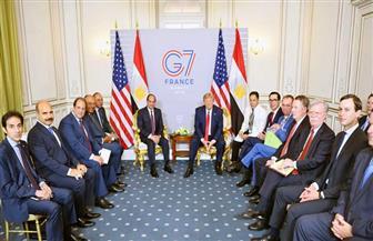 أيمن أبو العلا: لقاءات السيسي على هامش قمة الدول الصناعية تعكس مكانة وقوة مصر