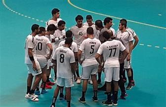 منتخب اليد يواجه أنجولا اليوم بنهائي دورة الألعاب الإفريقية بالمغرب