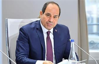 """ننشر نص كلمة الرئيس السيسي خلال""""جلسة المناخ والتنوع البيولوجي"""" بقمة """"الدول السبع"""""""