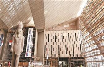 """""""الآثار"""" تبحث مع السفير الياباني بالقاهرة الاستعدادات لإقامة حفل افتتاح المتحف المصري الكبير"""