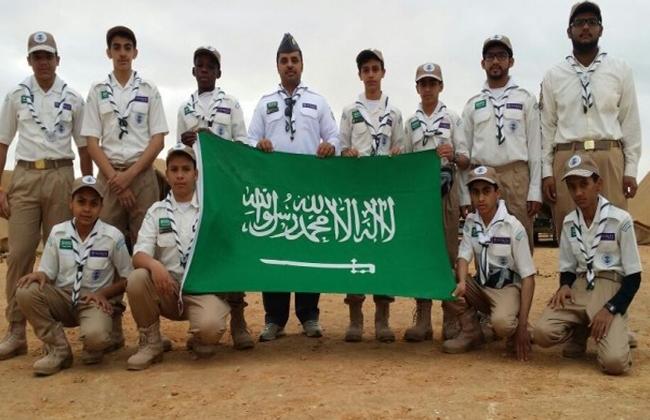 الفريق الكشفي الشبابي السعودي يشارك بالمنتدى الكشفي العربي في شرم الشيخ -