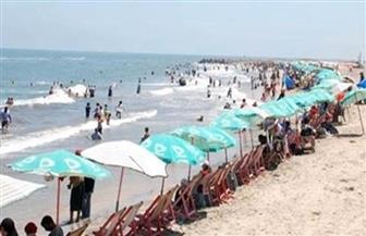 """رئيس إدارة المصايف بالإسكندرية يناشد وسائل الإعلام توعية المواطنين بأن الشواطئ العامة """"مغلقة"""""""