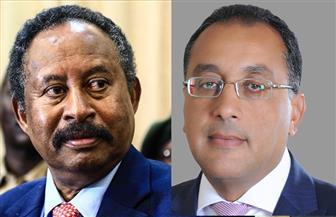 مدبولي يجرى اتصالا برئيس الوزراء السوداني لتهنئته بتولي المسئولية