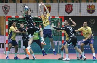 كيل الألماني يفوز على جامعة سيدني ويصطدم بالزمالك في بطولة العالم للأندية لكرة اليد | صور