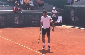 ميار أحمد تتأهل لنهائي فردي السيدات في التنس.. ومحمد صفوت وكريم مامون في قبل النهائي