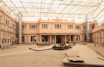 رئيس الوزراء يتفقد أعمال ترميم وتطوير متحف المركبات الملكية