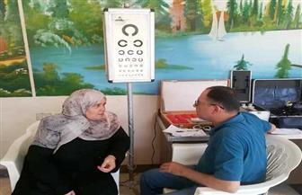 """""""مستقبل وطن"""" ينظم قافلة طبية للكشف على مرضى العيون بالغربية ضمن """"حياة كريمة"""""""