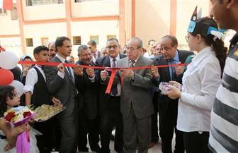 محافظ كفر الشيخ يفتتح تطوير مدرسة سيدي طلحة الابتدائية | صور