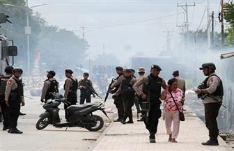 القوات الإندونيسية تطلق النار على محتجين في بابوا والشرطة تعلن مقتل ثلاثة