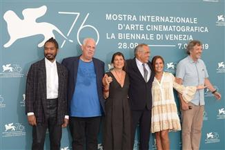 """هند صبري تتسلم جائزة """"starlight cinema award"""" في فينسيا   صور"""