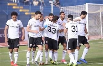التعادل السلبي يسيطر على الشوط الأول من مباراة الجونة ونادي مصر