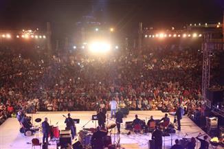وزارة الثقافة: مهرجان القلعة يحقق العدالة الثقافية لكافة أبناء الشعب   صور
