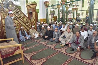محافظ أسيوط يشهد احتفال الأوقاف بالعام الهجري الجديد بمسجد ناصر | صور