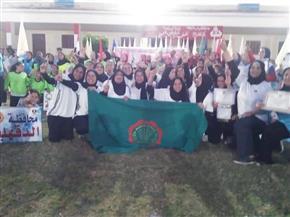 وزارة الرياضة تنظم اللقاء المجمع للمشروع القومي لرياضة المرأة