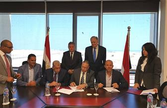 بعد نزاع استمر لعدة سنوات.. توقيع اتفاق التسوية لحل مشكلة أرض شركة المراجل البخارية