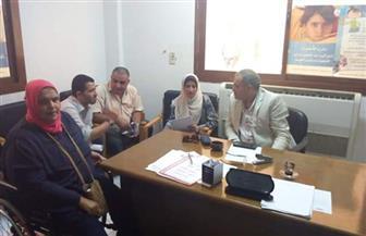 وكيل وزارة الصحة بالبحر الأحمر يكلف مديري الإدارات الصحية بإعداد خطة للمكافحة المتكاملة | صور