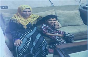 """""""أمن القاهرة"""" يعيد طفلا متغيبا لأهليته بقصر النيل"""