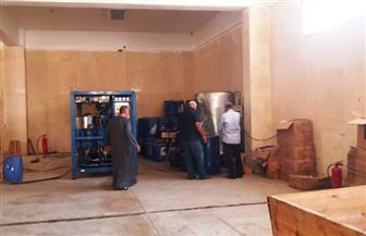 ضبط مصنعين مخالفين والتحفظ على مواد خام فاسدة بالشرقية | صور