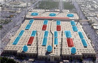 تدشين أكبر مشروع لمعالجة وتحديث أنظمة التكييف وتنقية الهواء في مسجدي نمرة والخيف | صور
