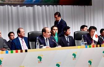 نص كلمة الرئيس السيسي خلال الجلسة الختامية بمؤتمر التيكاد