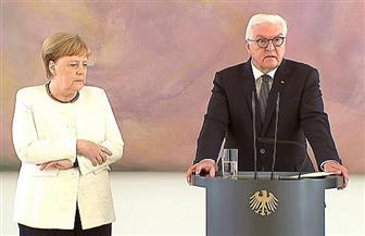 شتاينماير وميركل يشاركان في إحياء ذكرى بدء الحرب العالمية الثانية في وارسو