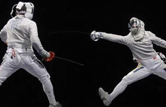 منتخب رجال سلاح المبارزة يحقق ذهبية دورة الألعاب الإفريقية