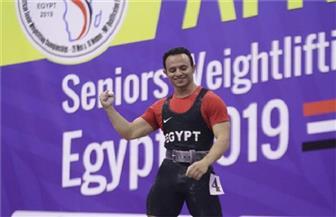 الرباع أحمد سعد.. قصة بطل خرج من الساحة الشعبية إلى المحافل الدولية