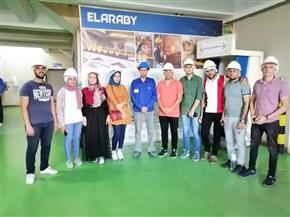 جامعة كفر الشيخ تشارك في الملتقى الأول للتبادل الطلابي لجامعات الدلتا | صور
