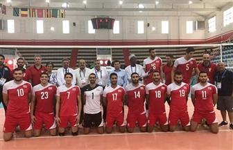 منتخب مصر للكرة الطائرة يحصل على الميدالية البرونزية بدورة الألعاب الإفريقية