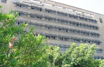 جامعة الإسكندرية تبدأ أعمال هدم مبنى كلية العلوم لتدهور حالته الإنشائية