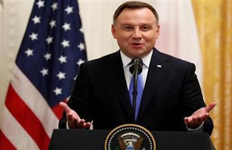 الرئيسان البولندي والأوكراني يطالبان باستمرار العقوبات على روسيا