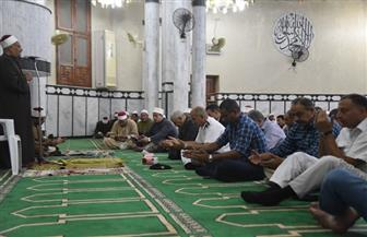 محافظة مطروح تحتفل برأس السنة الهجرية بمسجد التنعيم | صور