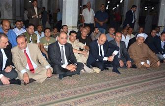 محافظ الغربية يشهد الاحتفال بالعام الهجري الجديد بمسجد السيد البدوي | صور