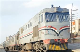 """تصادم قطارين بين إمبابة ومحطة """"رمسيس"""""""