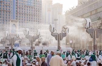 السعودية تعلن عن مشروع جديد لخفض درجة حرارة طرق المشاة في المشاعر المقدسة