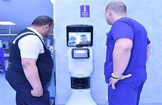 """""""الصحة السعودية"""" تطلق تقنية """"الروبوت"""" للاستشارات الطبية في مستشفيات مشعر منى لأول مرة"""