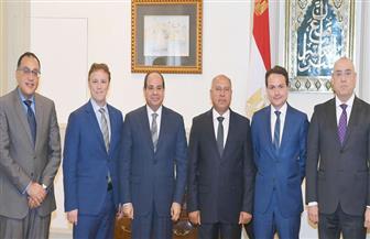 الرئيس السيسي يؤكد أهمية مشروع مونوريل العاصمة الإدارية الجديدة ومدينة 6 أكتوبر