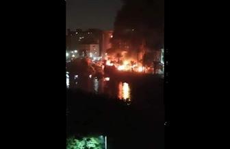 جامعة القاهرة: انفجار المنيل نتيجة تصادم سيارة بأخرى تسير عكس الاتجاه أمام معهد الأورام