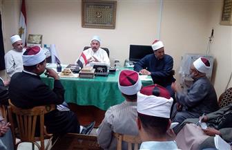 اجتماع لأوقاف سوهاج لمناقشة استعدادات العيد وصكوك الأضاحى | صور