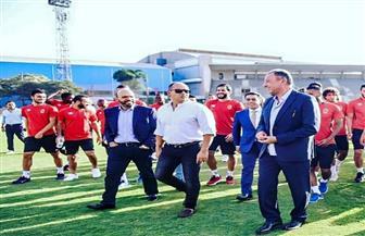 """الأهلي يحصل على موافقة الأمن بحضور 10 آلاف مشجع في مباراته أمام """"اطلع بره"""""""