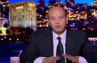 مصدر أمني: حالة عمرو أديب مستقرة.. وإصابة سائق السيارة الأخرى