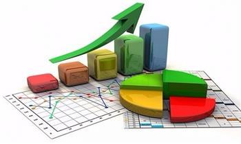 """""""الإحصاء"""": 24.6% انخفاضا في قيمة عجز الميزان التجاري في مايو 2019"""