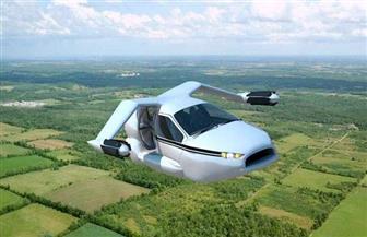 سيارة يابانية طائرة تحلق بنجاح