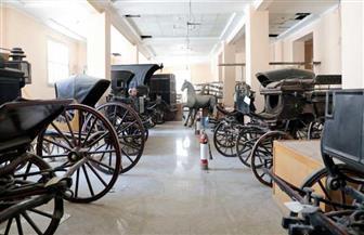 رئيس قطاع المتاحف: متحف المركبات الملكية ببولاق الرابع من نوعه في العالم