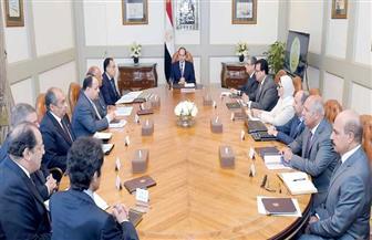 تفاصيل اجتماع الرئيس السيسي بالوزراء المعنيين لمتابعة أنشطة الرئاسة المصرية للاتحاد الإفريقي | فيديو
