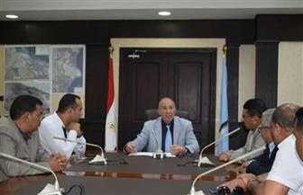 محافظ البحر الأحمر يناقش إنشاء مركز لتوزيع أسطوانات البوتاجاز| صور